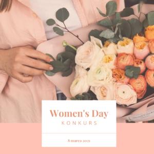 """""""Women's Day"""" – konkurs"""