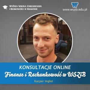 Działalność Samorządu Studentów WSZiB/ Finanse i Rachunkowość w WSZiB – konsultacje