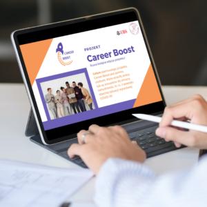 Darmowy projekt online Career Boost!