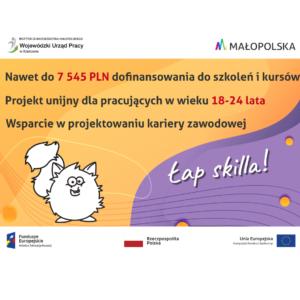 Projekt Łap Skilla!