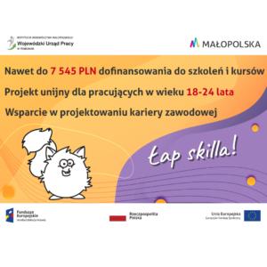 Kolejna edycja projektu Łap Skilla!